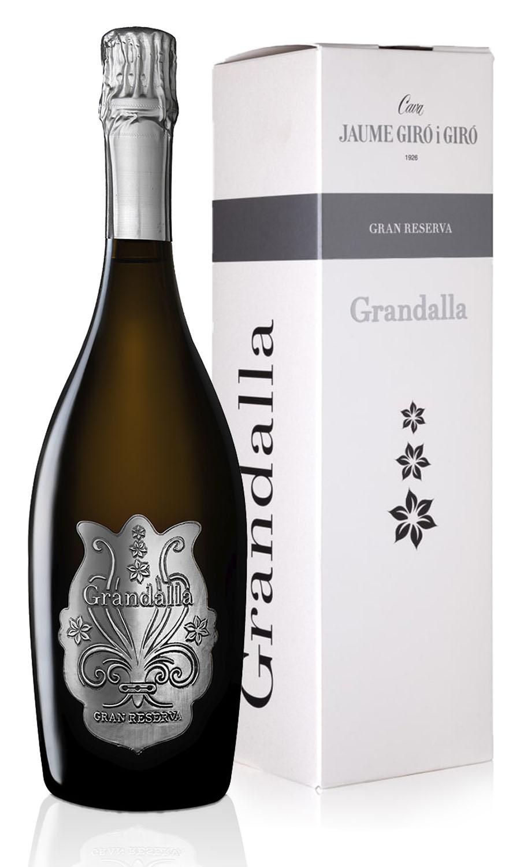 GRANDALLA - Gran Reserva Brut